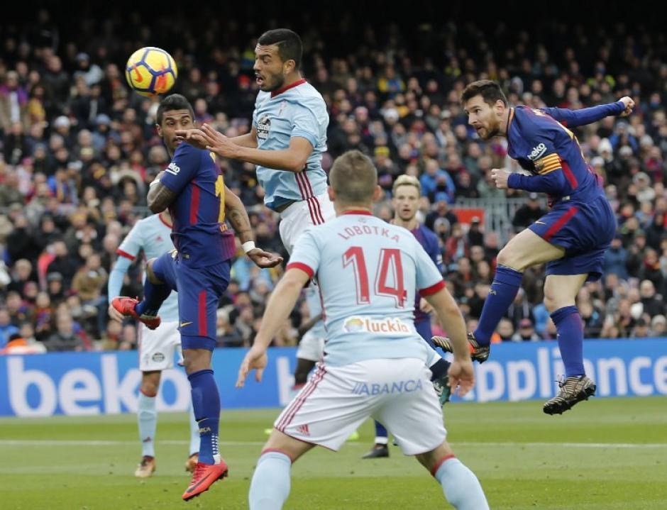 El Barcelona no pudo en casa y dejó ir cuatro puntos en dos jornadas. (Foto: AFP)