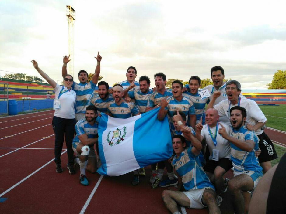 Los Jaguares no tuvieron piedad frente a los ticos. (Foto: Comité Olímpico Guatemalteco)