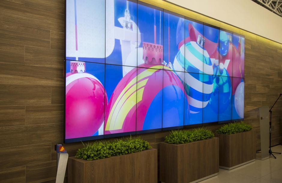 Una nueva dimensión de diseño y tecnología para sus visitantes.  (Foto: Victor Xiloj/soy502)
