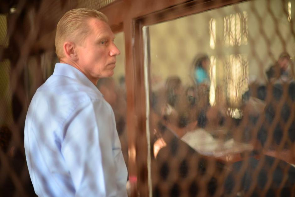 De los tres rusos, solo Igor Bitkov continúa en prisión preventiva. (Foto: Jesús Alfonso/Soy502)