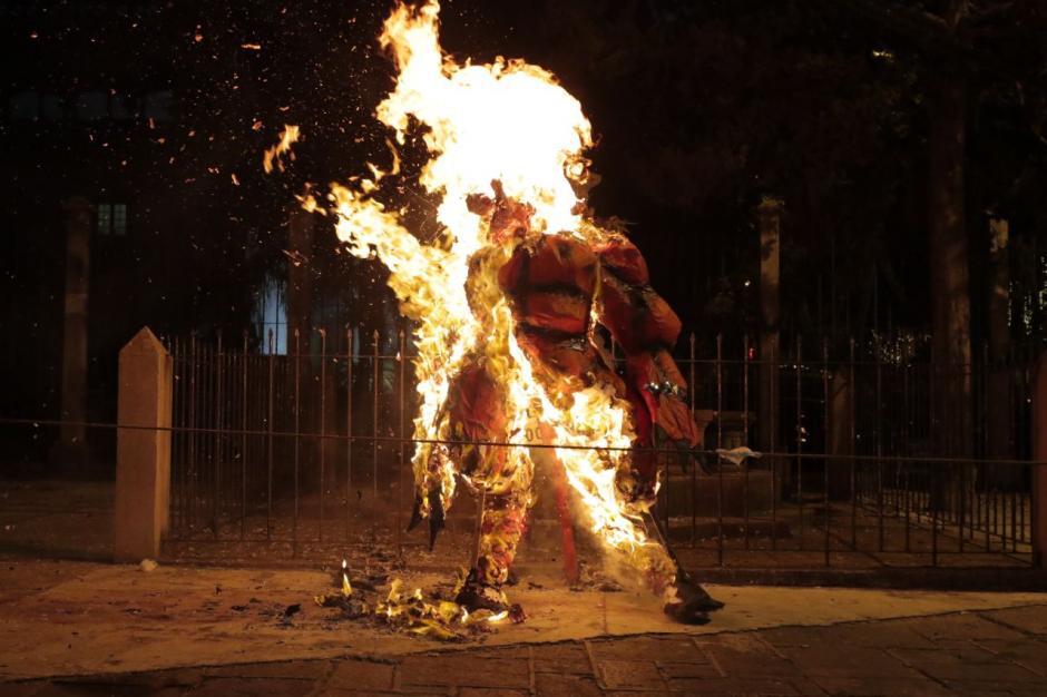 Esta tradición busca realizar una limpieza espiritual.  (Foto: Alejandro Balán/Soy502)