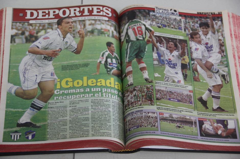 El primer partido terminó con victoria para Comunicaciones. (Foto: Archivo/Nuestro Diario)