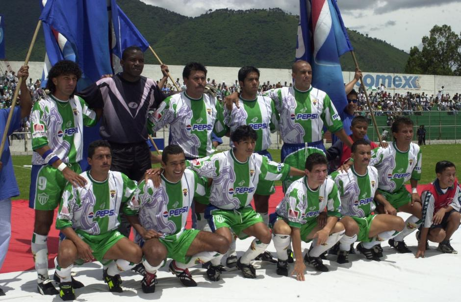 Los coloniales llegaron a la primera final de un torneo corto en 2001. (Foto: Archivo/Nuestro Diario)