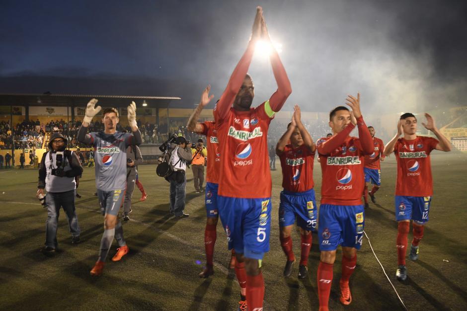 Municipal se clasificó a su tercera final consecutiva. (Foto: Orlando Chile/Nuestro Diario)