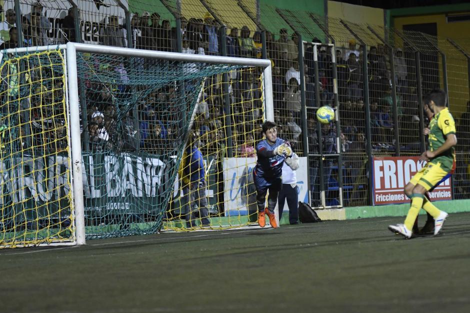 Los capitalinos quieren sacarse la espinita de la final perdida contra Antigua en el Apertura 2016. (Foto: Orlando Chile/Nuestro Diario)