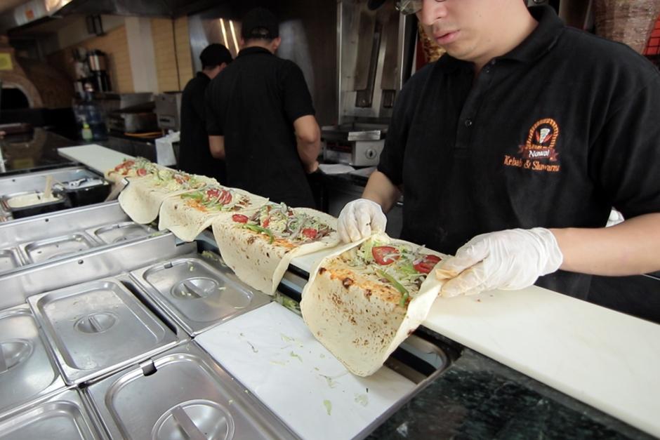 La Panadería Nawal te ofrece una singular experiencia culinaria. (Foto: Alejandro Balán/Soy502)