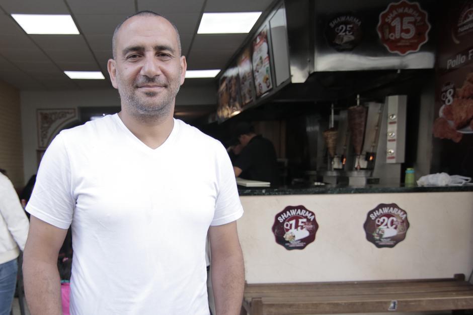 Mohammad Rashid inició este sueño árabe. (Foto: Alejandro Balán/ Soy502)