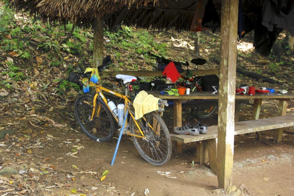 El área es ideal para acampar y adentrarse en la naturaleza. (Foto: Fredy Hernández/Soy502)