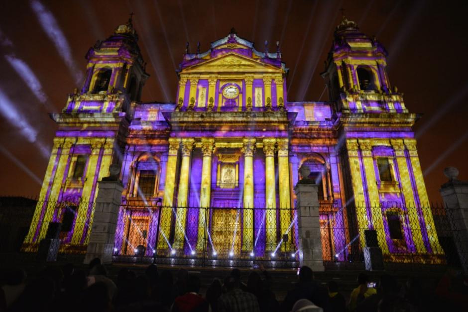 Estas imágenes se pueden observar en tres horarios. (Fotos: Wilder López/Soy502)