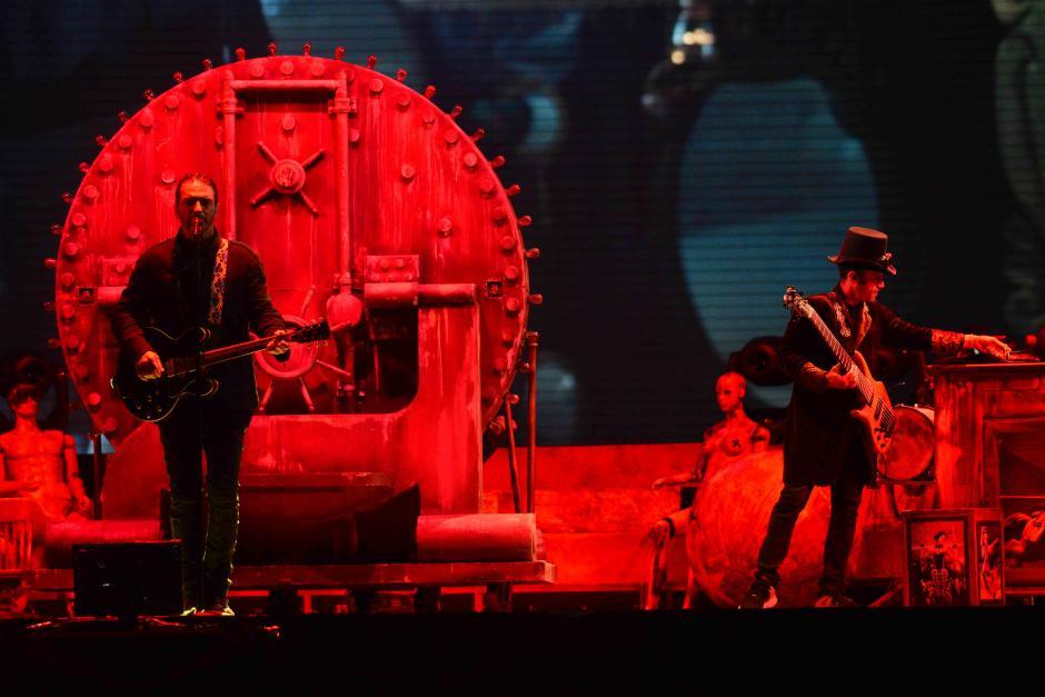 Arjona cantó los temas de su nuevo álbum. (Jesús Alfonso/Soy502)