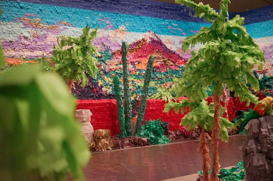 Fridalandia, exposición en el Denver Art Museum reprodujo el hogar de la artista mexicana Frida Kahlo