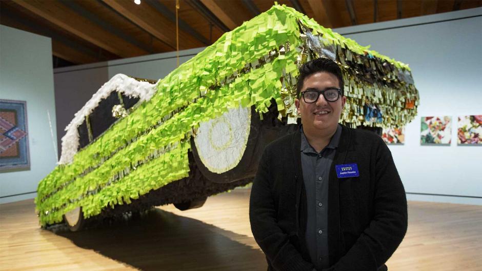 Justin Favela es un artista visual de origen guatemalteco que está ganando fama mundial. (Foto: voolao)