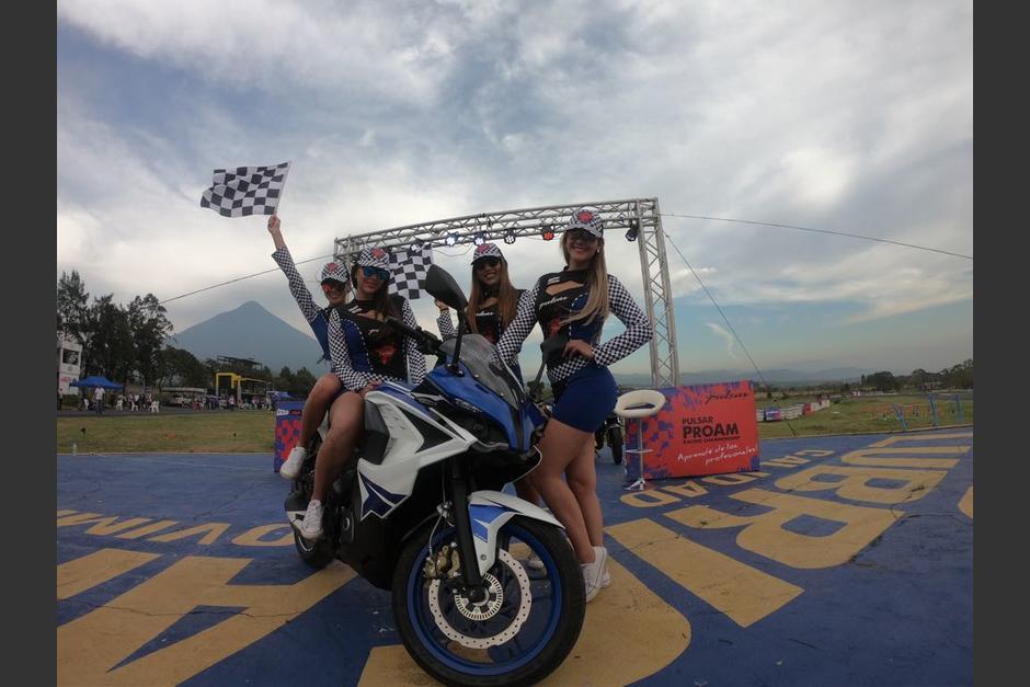 Los mejores corredores de motos se enfrentarán en la final. (Foto: cortesía Bajaj Guatemala)