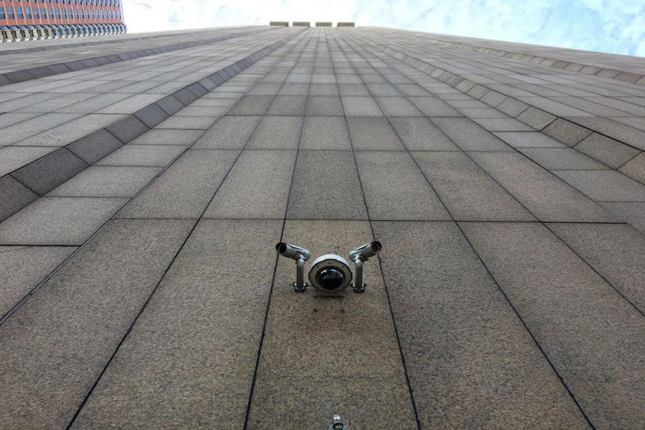 Después de una explosión nuclear el edificio podría seguir en pie (Foto: Flickr)