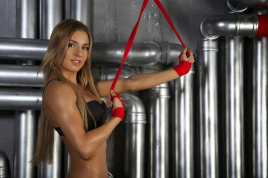 La bella Ekaterina Vandaryeva encanta a millones en las redes. (Foto: Instagram)