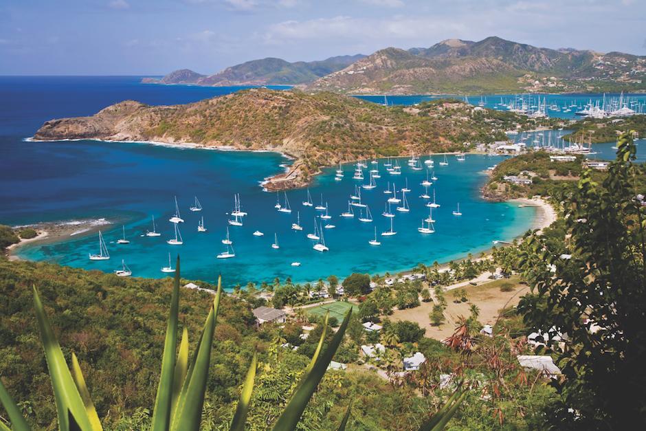 Antigua tiene 365 playas distintas para vacacionar. (Foto: Twitter)