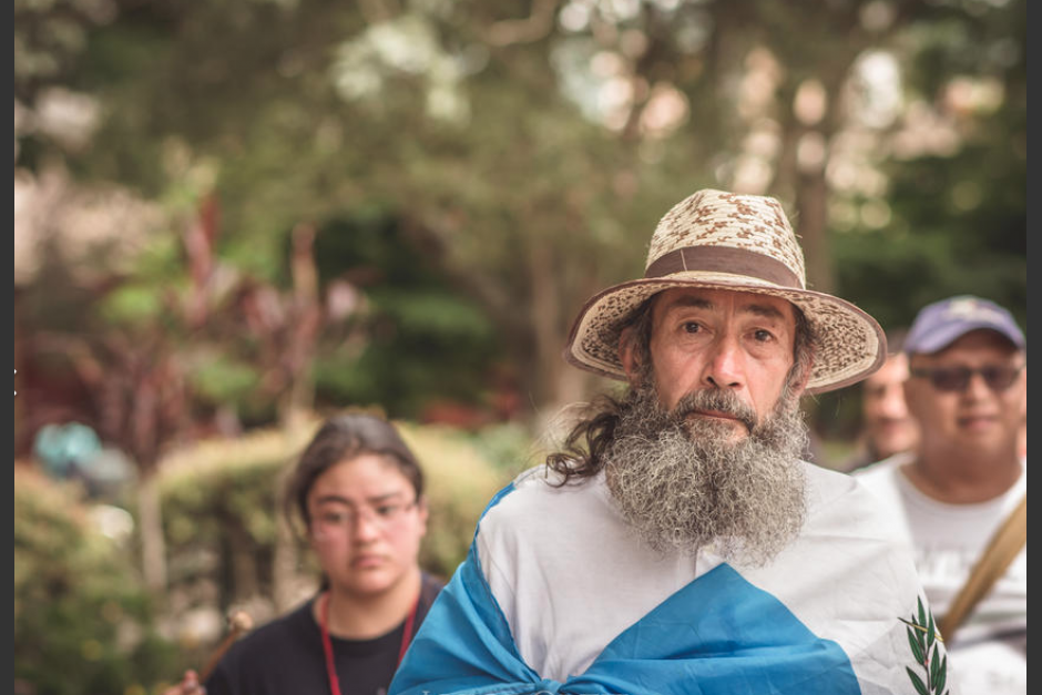 """""""El Caminante de Xela"""" vuelve a la carrera. (Foto: Soy502)"""
