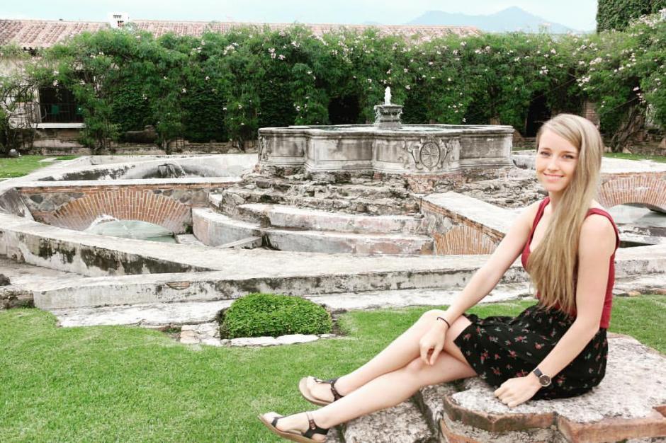 La joven viajera impulsa el proyecto Nomadic Dreamer para conocer todo los países del mundo. (Foto: Sarah Dodd)