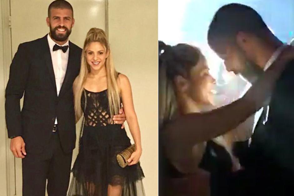Messi y Antonella 'sacan brillo' a la pista en durante su boda