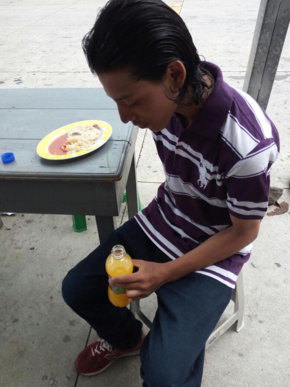 El joven irá a un centro de rehabilitación, según informaron las autoridades.  (Foto: PNC)