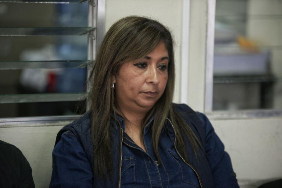 La reserva fue decretada tras la primera declaración de María Elena Salazar. (Foto: Wilder López/Soy502)