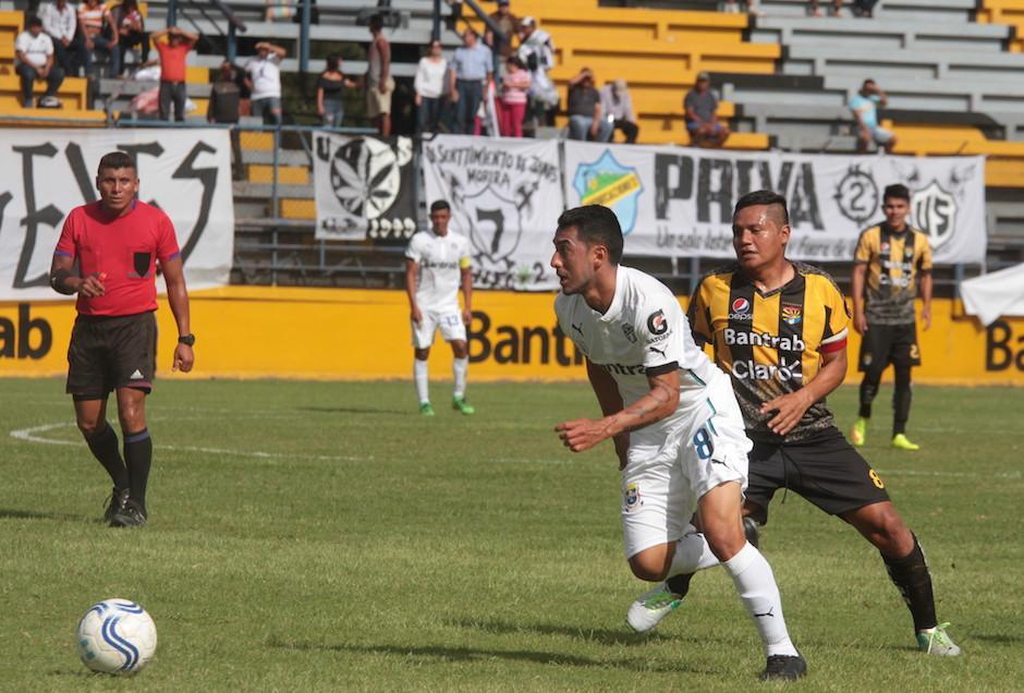 Comunicaciones perdió por un gol ante Aurora. (Foto: Luis Barrios/Soy502)