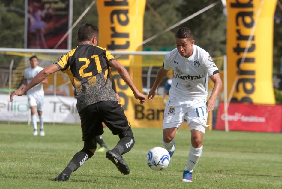 Comunicaciones no pudo en el debut de sus nuevos jugadores. (Foto: Luis Barrios/Soy502)