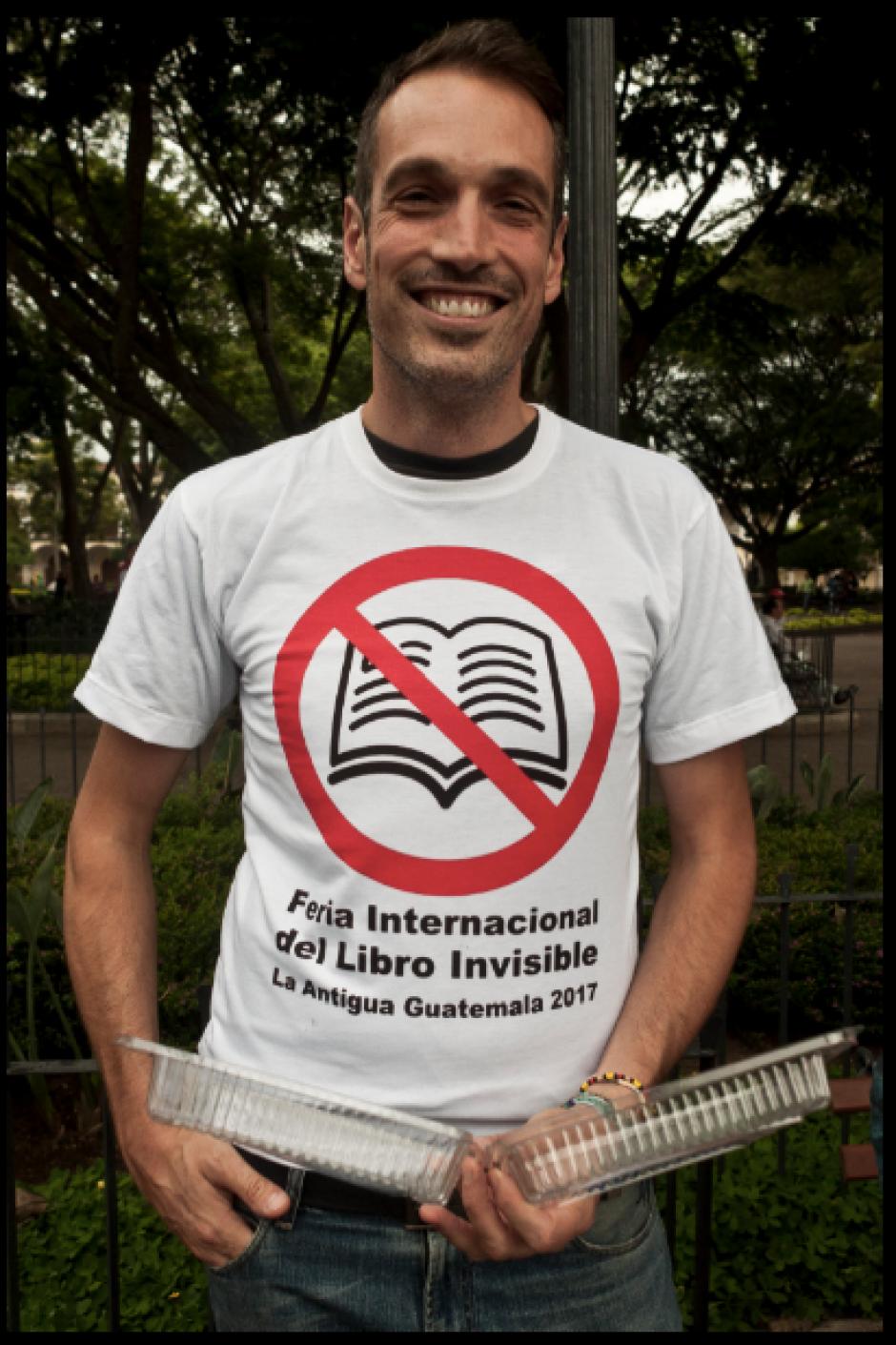 """Para ello celebraron la """"Feria Internacional del Libro Invisible"""". (Foto: La Casa del Mango)"""