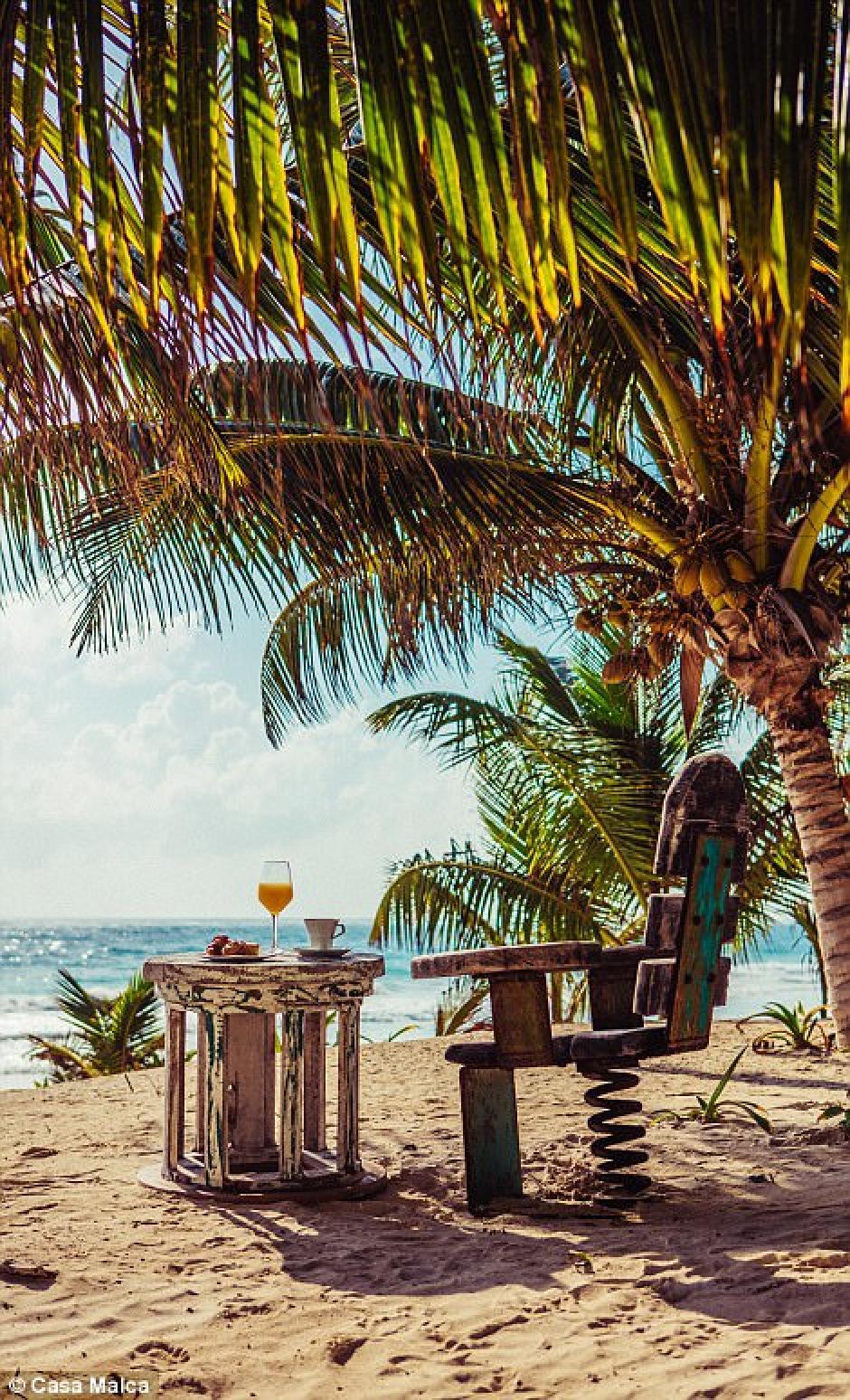 Un paraíso que abrió sus puertas al turismo. (Foto: Dailymail)