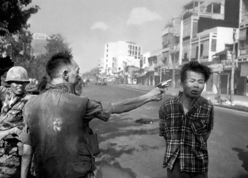 La fotografía fue ganadora del Premio Pulitzer. (Foto: AP)