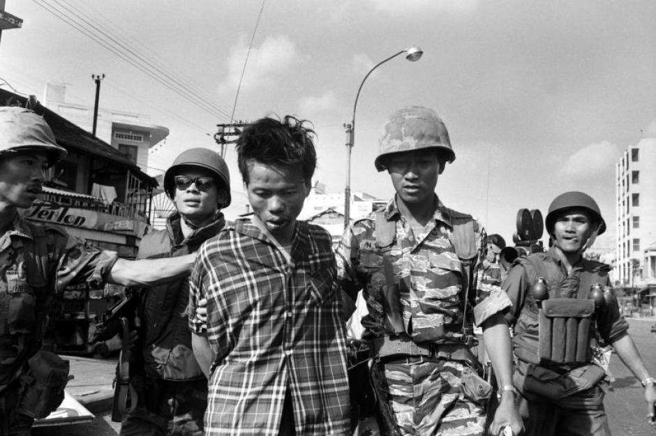 Nguyễn Văn Lém era líder del Frente Nacional de Liberación de Vietnam. (Foto: AP)