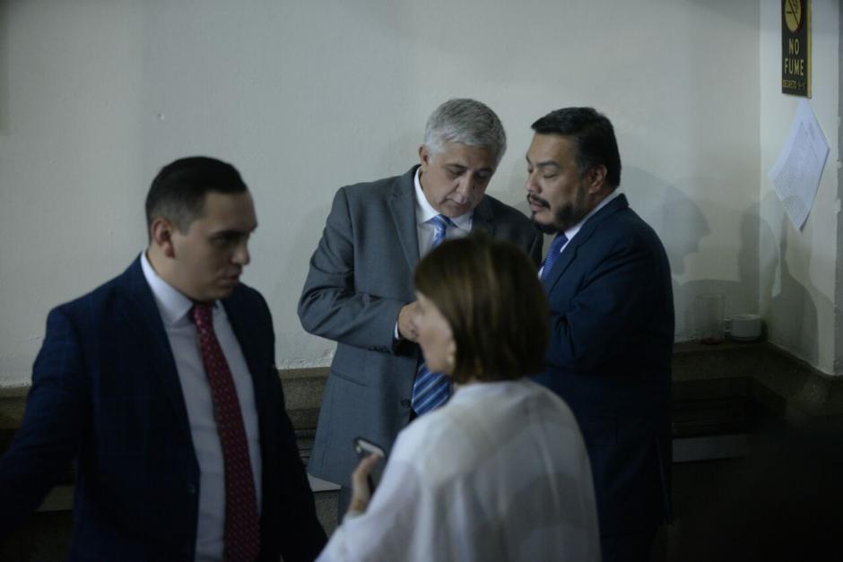 """FCN dice haberse retirado por """"inconformidades con la agenda"""". (Foto: Wilder López/Soy502)"""