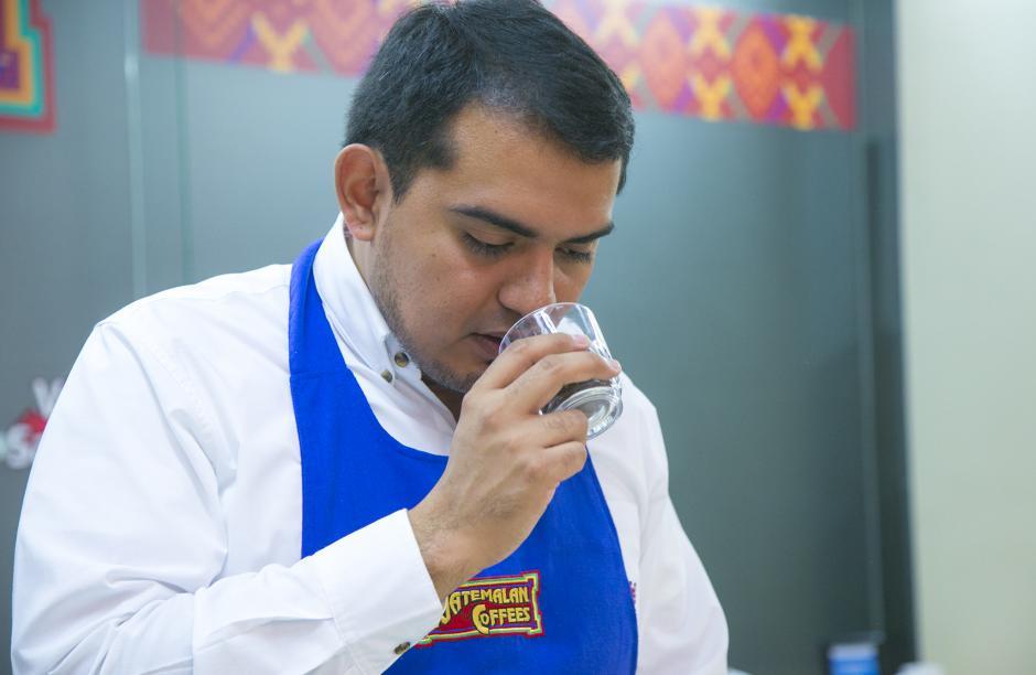 La fragancia y aroma son características esenciales del café. (Foto: Víctor Xiloj/Soy502)