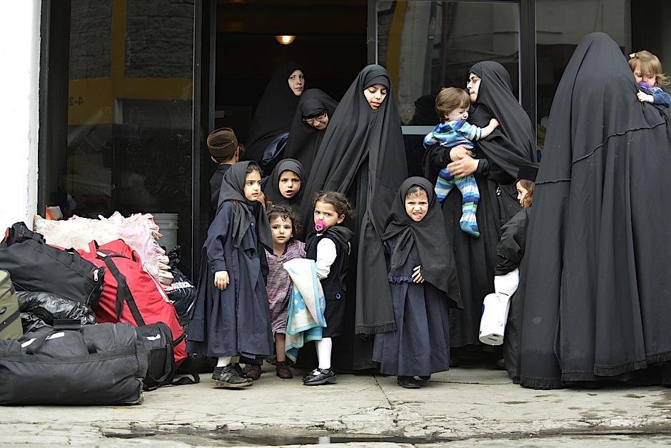 La secta Lev Tahor fue acusada en varios países por supuestos abusos infantiles. (Foto: archivo/Soy502)