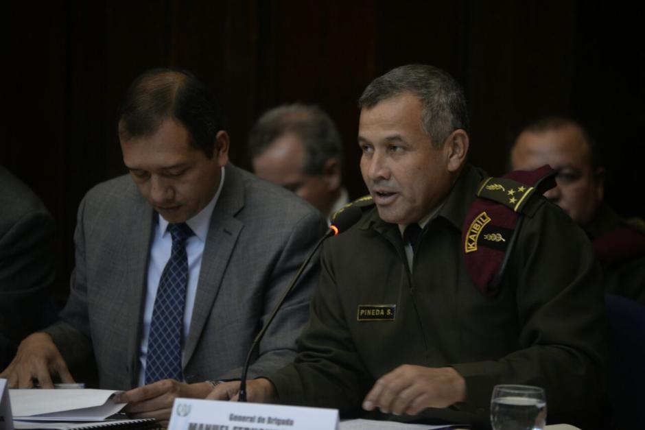 Según el viceministro de Defensa, algunas matas fueron sembradas recientemente. (Foto: Wilder López/Soy502)