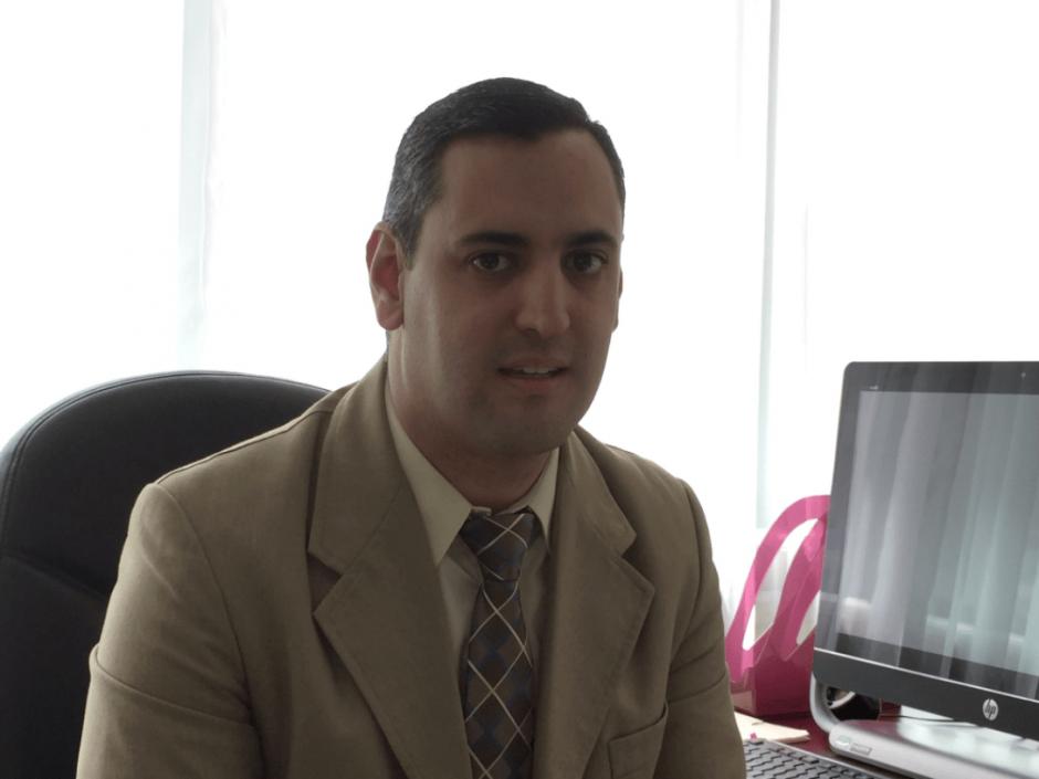 Manuel Castellanos renunció por no estar de acuerdo a que los diputados lo cuestionaran. (Foto: José Miguel Castañeda/Soy502)