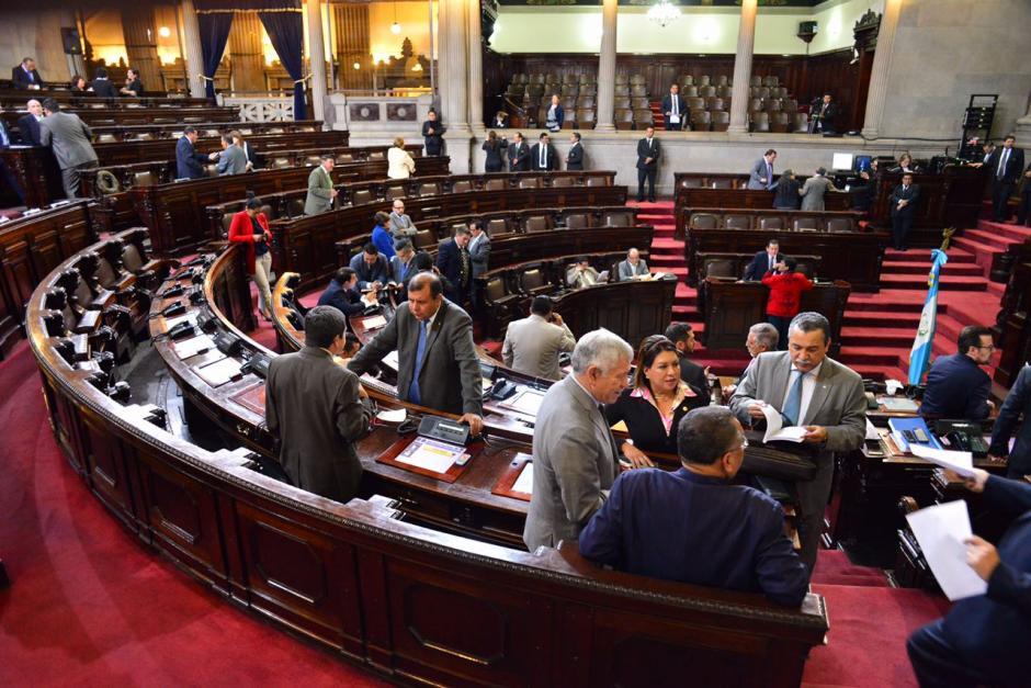 92 diputados apoyaron la prórroga al estado de sitio. (Foto: Jesús Alfonso/soy502)