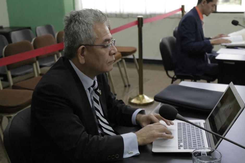 Gálvez fue denunciado por un reo de Mariscal Zavala. (Foto: Alejandro Balán/Soy502)