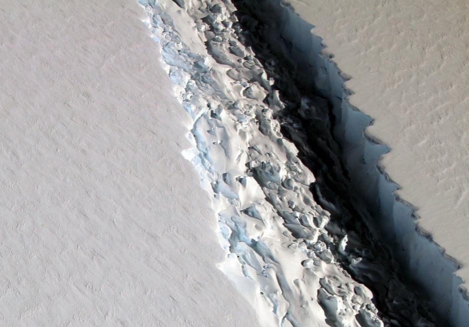 Así se observa en otras fotografías satelitales. (Foto: repubblica.it)