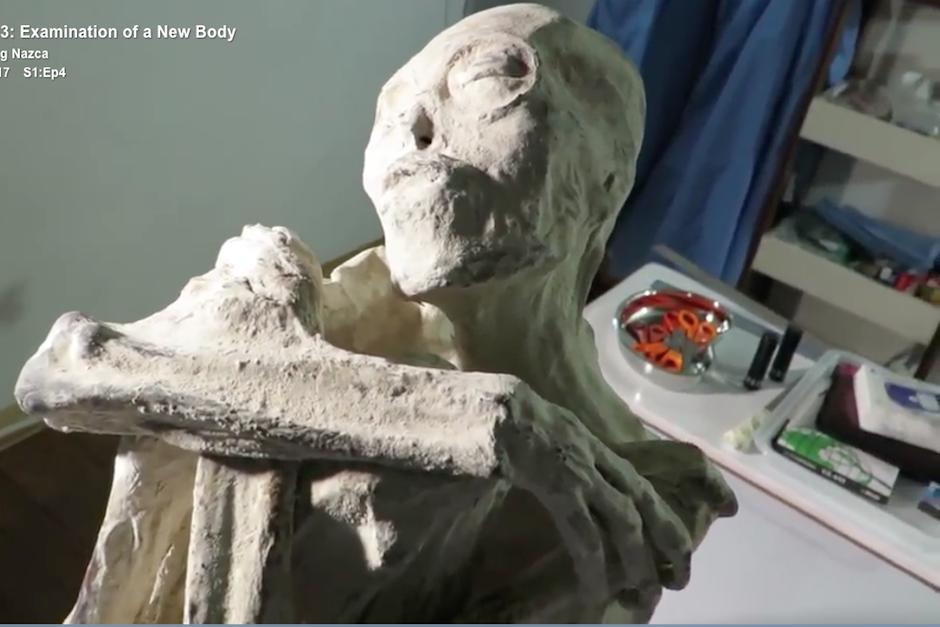 Ufólogos presentan 'pruebas' de la vida alienígena en la Tierra