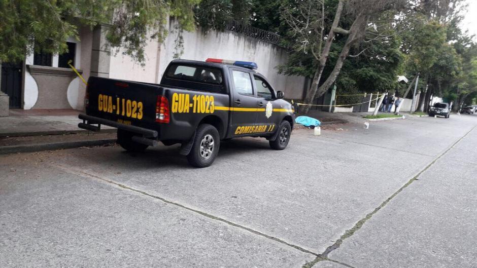 La PNC ya se encuentra investigando el caso. (Foto: Amílcar Montejo/PMT)