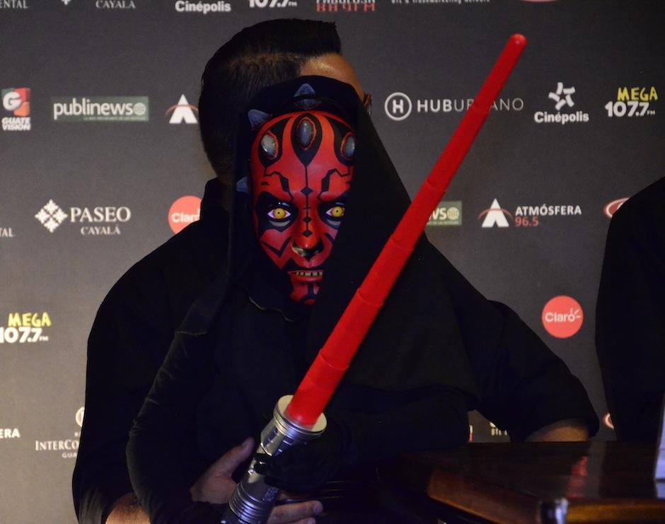 Podrás tomarte fotografías y tener un autógrafo del actor. (foto: Selene Mejía/Soy502)
