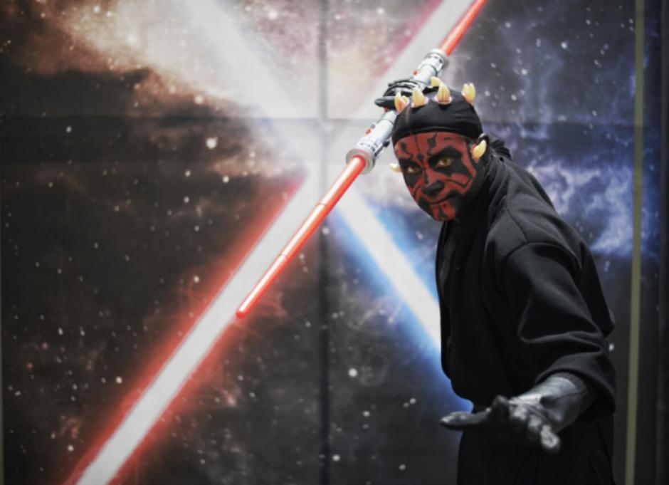 Cientos de guatemaltecos se disfrazaron de los personajes de Star Wars para asistir a la Mega Con 2017. (Foto: Wilder López/Soy502)