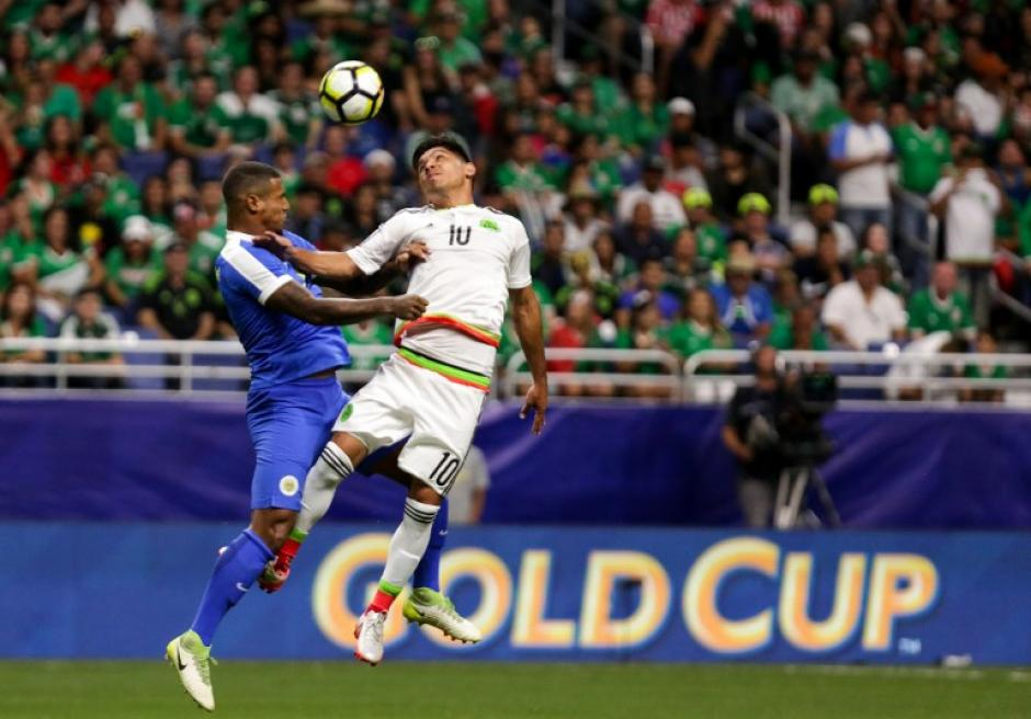 México busca las semis de Copa de Oro ante Honduras