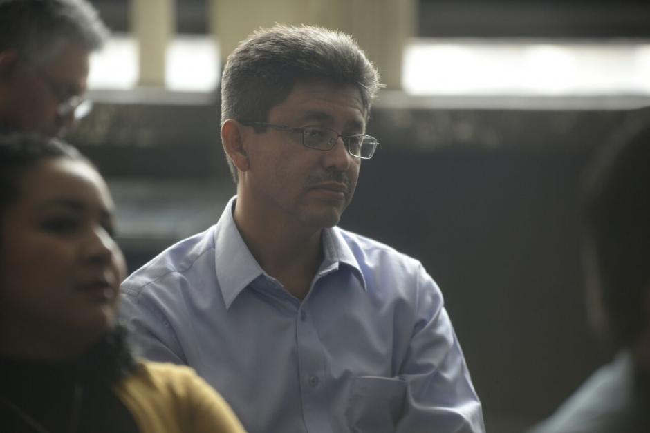 El exintendente Omar Franco fue capturado en los operativos de abril de 2015. (Foto: Wilder López/Soy502)