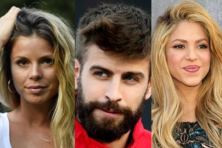 La ex novia de Piqué habla por primera vez de Shakira