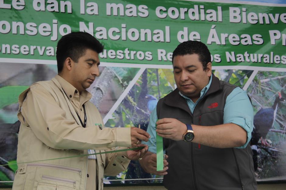La municipalidad de Esquipulas Palo Gordo donó un edificio al Conap para que opere desde ese punto. (Foto: Fredy Hernández/Soy502)