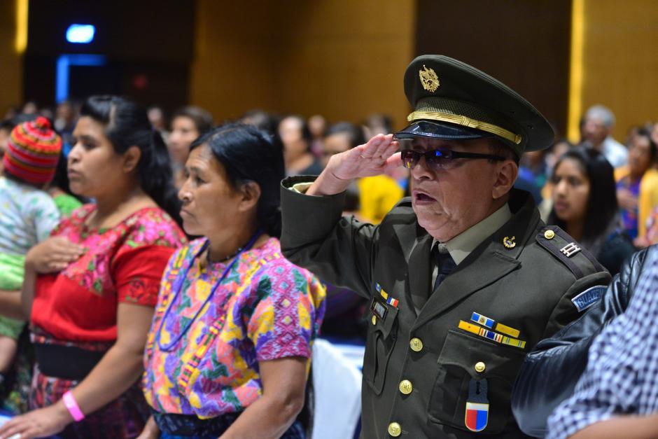 La ministra definió que es una guía incluyente y participativa. (Foto: Jesús Alfonso/Soy502)