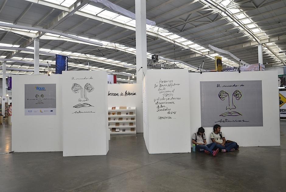 Las obras de Miguel Ángel Asturias están en Filgua. (Foto: Selene Mejía/Soy502)