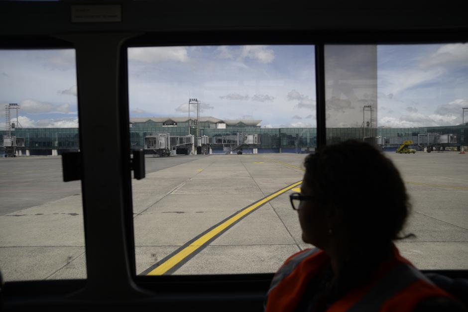 El aeropuerto internacional continuará sus operaciones con normalidad. (Foto: Wilder López/Soy502)